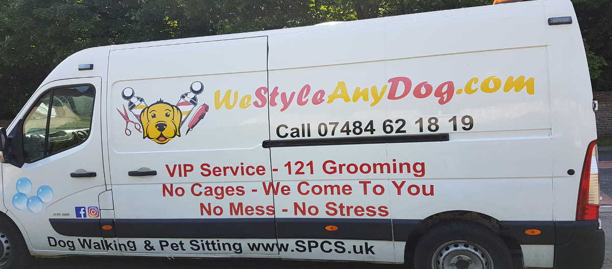 Mobile Dog Grooming Franchise opportunity with WeStyleAnyDog.com